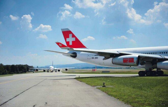 Elektrokontrolle Flughafen Zürich