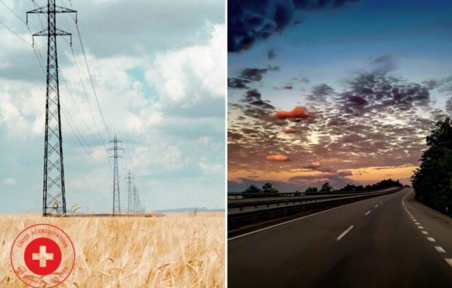 Akkreditierung Hochspannungsanlagen und Nationalstrassen